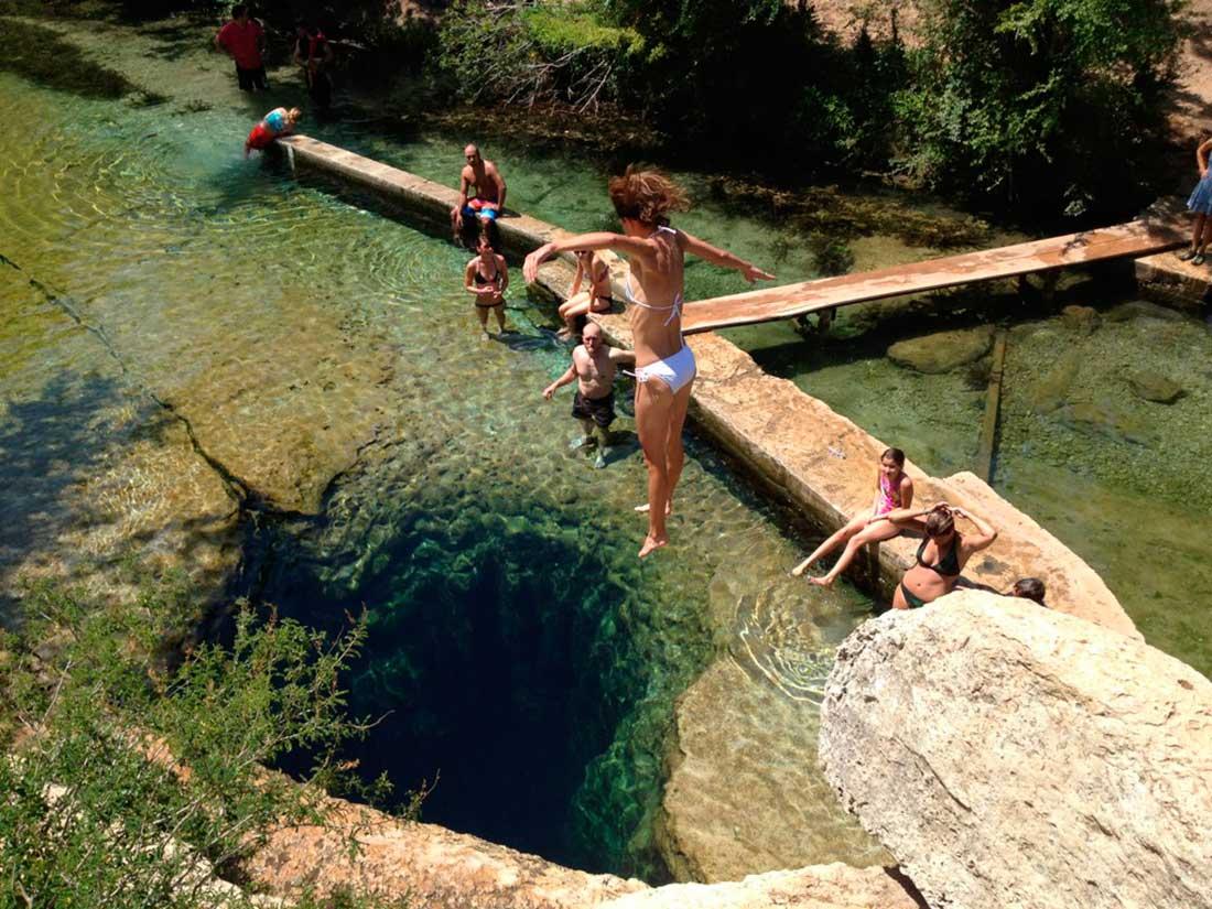 Poço do Jacó, o poço traiçoeiro